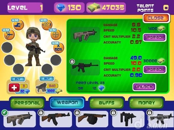 玩具巡邏射手3D;萬聖節(含數據包) Toy Patrol Shooter 3d Hellowen v1.0-Android射击游戏免費遊戲下載
