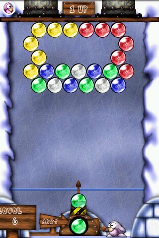 冰凍泡泡 Frozen Bubble v1.20-Android益智休闲免費遊戲下載
