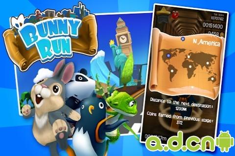 賓尼兔大逃生 v1.1.1,Bunny Run