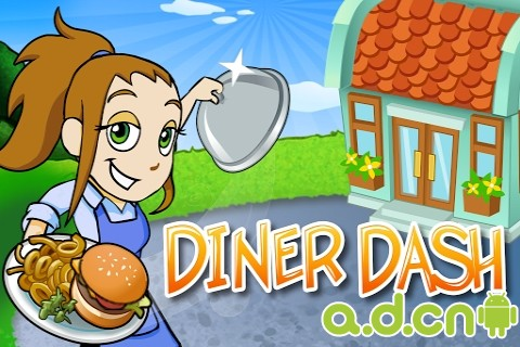 美女餐廳 Diner Dash v3.28.4-Android模拟经营類遊戲下載