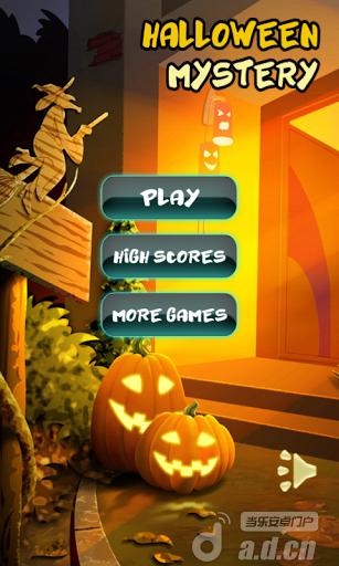 萬聖節之謎 Halloween Mystery v2.0.4-Android益智休闲免費遊戲下載