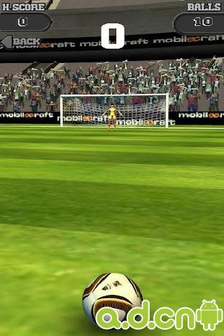 《指尖足球 Flick Shoot》