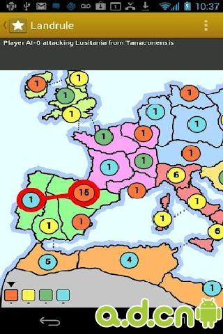 策略戰爭 v2013.05.09,Landrule Strategy of War