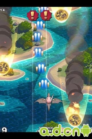飛龍騎士 DragonFlight for Kakao v2.2.21-Android飞行游戏類遊戲下載