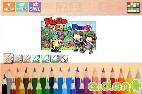 你好彩筆 Hello Color Pencil v1.531-Android益智休闲免費遊戲下載