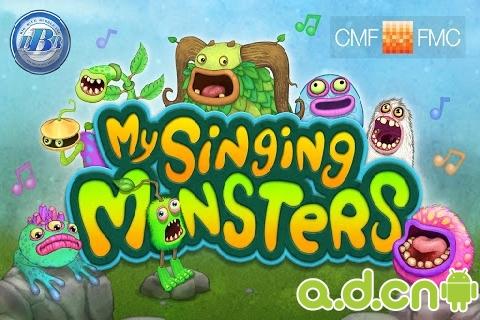 怪獸音樂會 My Singing Monsters v1.2.2-Android益智休闲類遊戲下載