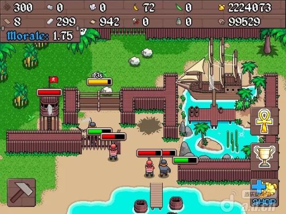 朗姆島 Rum Isle v1.0.0-Android策略塔防免費遊戲下載