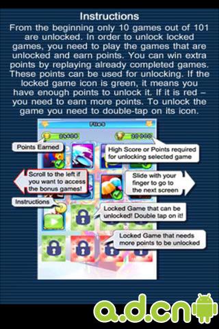 101個遊戲合集 101-in-1 Games v1.3.27-Android益智休闲類遊戲下載