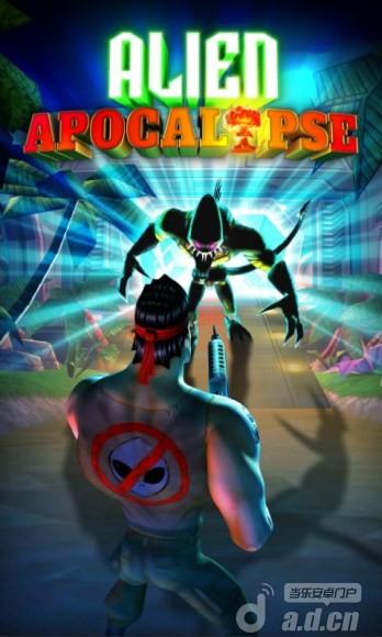 異形啟示錄 Alien Apocalypse v1.0.1-Android动作游戏類遊戲下載
