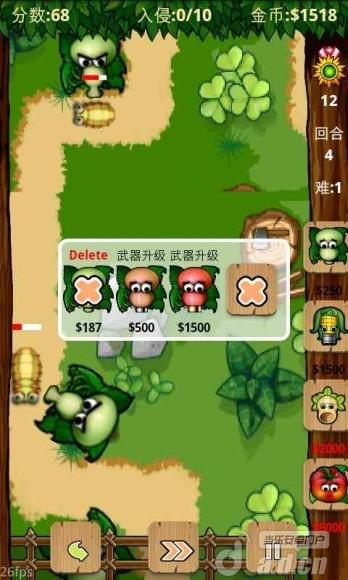 農場保衛戰 v1.0-Android策略塔防免費遊戲下載