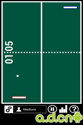 乒乓HD v2.3,Ping Pong-Android益智休闲遊戲下載