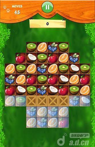 水果碰撞 Fruit Bump v1.2.1.6-Android益智休闲類遊戲下載