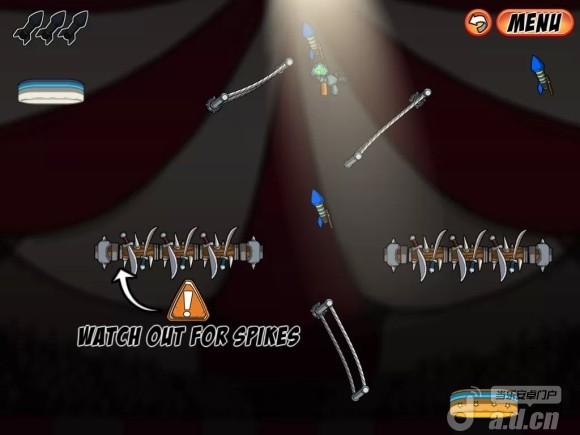 機器人菲利克斯 Flying Felix v1.02-Android益智休闲免費遊戲下載
