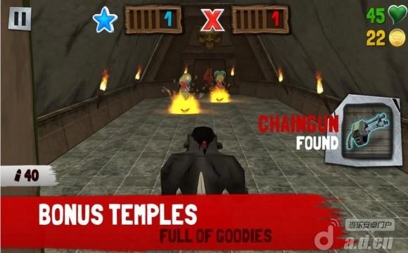 叢林暴走 Jungle Rampage v1.0.2-Android射击游戏免費遊戲下載