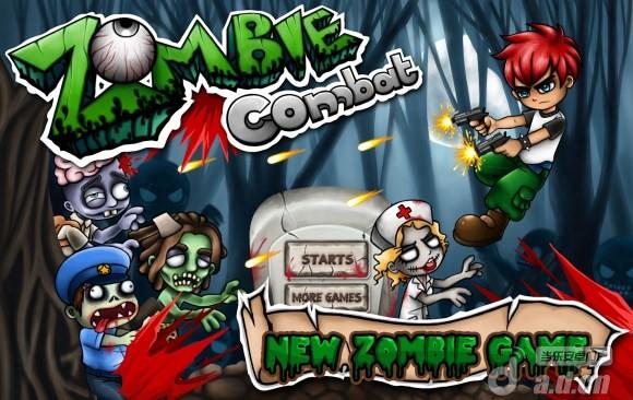殭屍戰鬥 Zombie Combat v1.05-Android动作游戏類遊戲下載