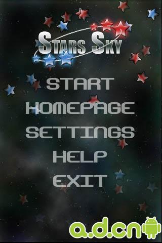 星星天空 v1.16,Stars Sky