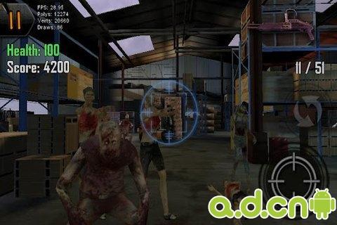 神槍手殭屍 Dead Shot Zombies v13.07.04-Android射击游戏免費遊戲下載
