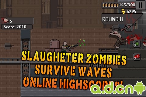 射殺殭屍 v1.0.6,Zombie Kill of the Week