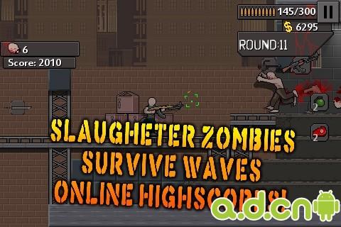 射殺殭屍 v1.1.5,Zombie Kill of the Week-Android射击游戏遊戲下載