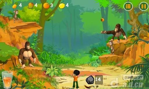 水果強盜 Fruit Bandit v1.2-Android益智休闲免費遊戲下載