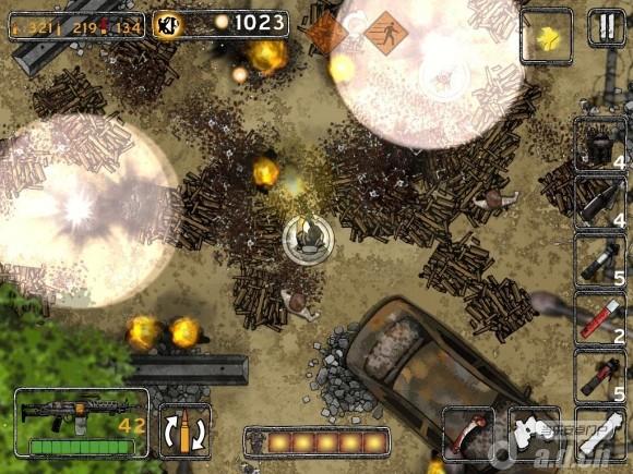 審判倖存者(含資料包+鈦備份) Trial By Survival v1.0-Android射击游戏免費遊戲下載