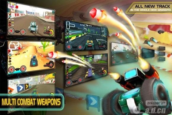 坦克賽車 Racing Tank v0.0-Android益智休闲免費遊戲下載