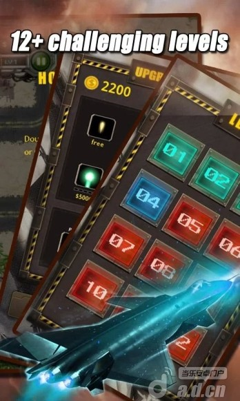 X戰機 X Fighter v1.1.1-Android射击游戏類遊戲下載