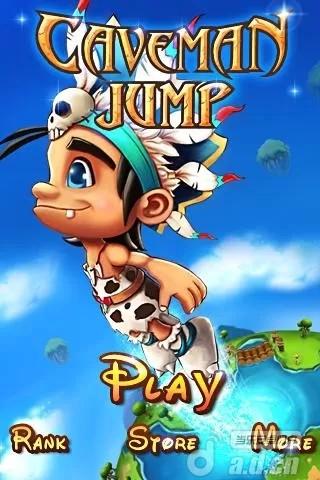 跳躍原始人 v1.0.0-Android益智休闲免費遊戲下載