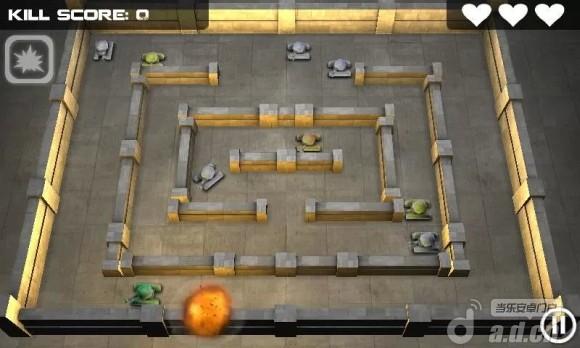 坦克英雄 修改版 Tank Hero v1.5.7-Android射击游戏免費遊戲下載