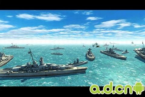 超級戰艦戰爭 Battleship War v1.2-Android射击游戏遊戲下載