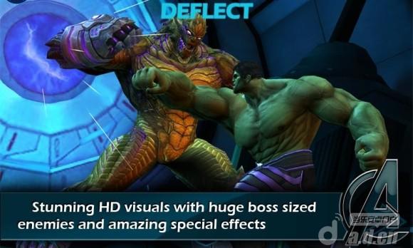 復仇者行動 修改版(含資料包) Avengers Initiative v1.0.4-Android动作游戏免費遊戲下載