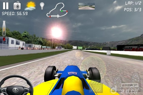 3D卡丁車漂移免費版Racing Car 3D Free Drift Games v1-Android竞速游戏免費遊戲下載