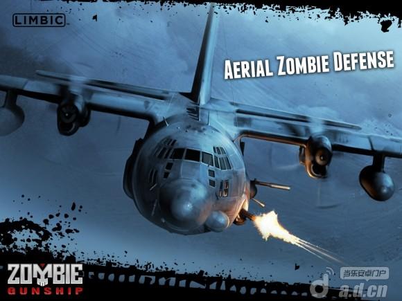 殭屍砲艇 Zombie Gunship v1.0-Android射击游戏免費遊戲下載