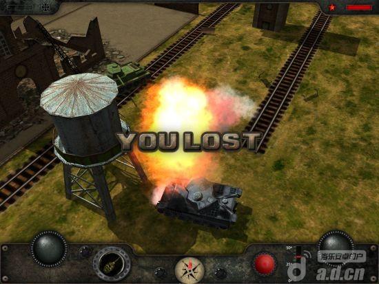 裝甲戰鬥:坦克戰Armored Combat: Tank Warfare v1.2.2-Android射击游戏類遊戲下載