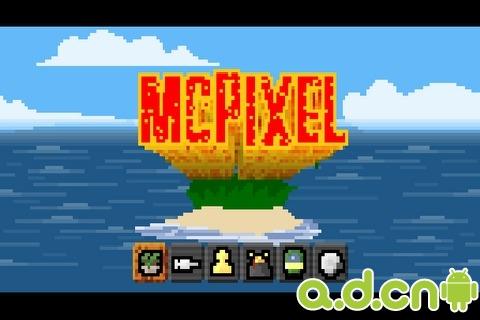 拯救像素 McPixel v1.1.2-Android益智休闲免費遊戲下載