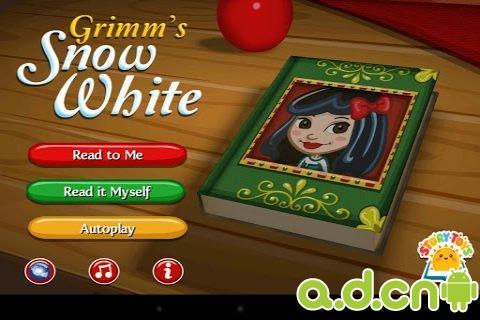 安卓休闲益智游戏《格林童话:白雪公主 Grimm's Snow White》
