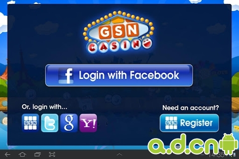 瘋狂老虎機 GSN Casino v3.2.0.68.31-Android益智休闲免費遊戲下載