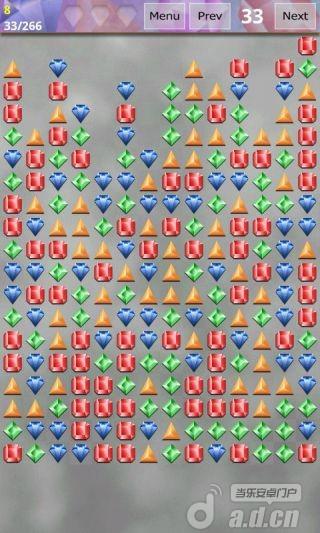 魔法寶石 Magic Jewels v1.54-Android益智休闲類遊戲下載
