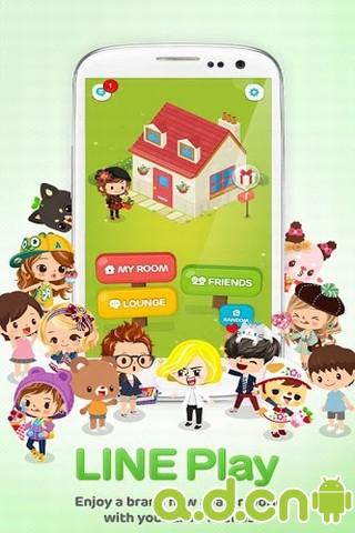 連我之家 LINE Play v2.0.1.2-Android模拟经营類遊戲下載