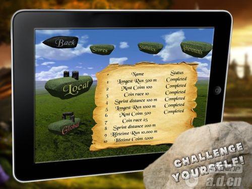 食人魔跑酷 Ogre Jump v1.0.1-Android动作游戏免費遊戲下載