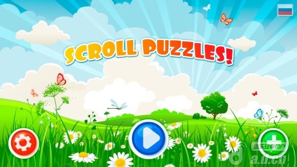 捲軸拼圖 Scroll Puzzles v1.0.0-Android益智休闲類遊戲下載