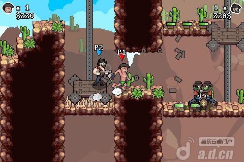 三人幫 Gang of Three v1.0.1-Android射击游戏類遊戲下載