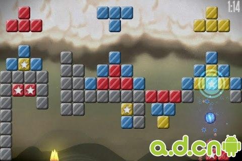彈跳小球 Bounce Away v1.1.9-Android益智休闲免費遊戲下載