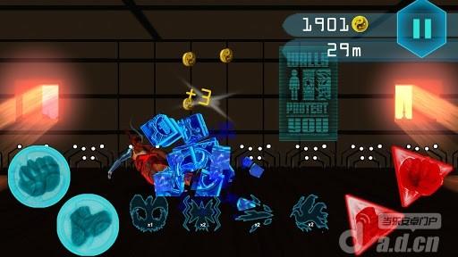 破冰跑酷 修改版 Break Free v1.0-Android动作游戏遊戲下載