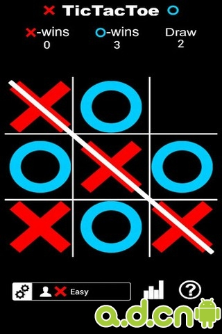 井字棋HD v2.7,Tictactoe HD