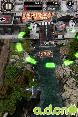 《空中打击  Air Attack HD》