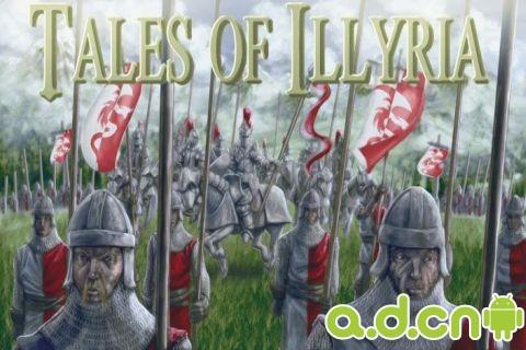 伊利裡亞的故事 v1.00,Tales of Illyria(Early Access)