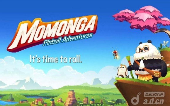 飛鼠大出逃(含資料包) Momonga Pinball Adventures v1.1.0-Android益智休闲免費遊戲下載