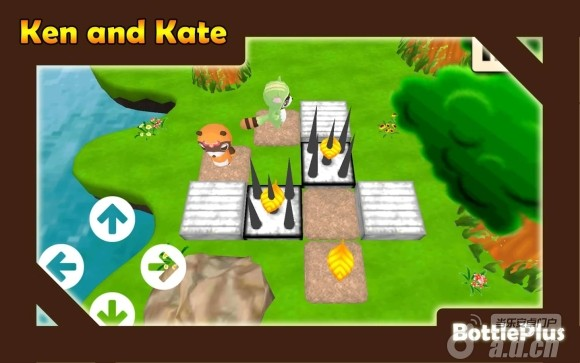 肯特與凱蒂 Ken And Kate v2.0-Android益智休闲免費遊戲下載