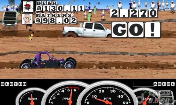 衝出泥潭 Mud Bogging v20131126-Android益智休闲類遊戲下載